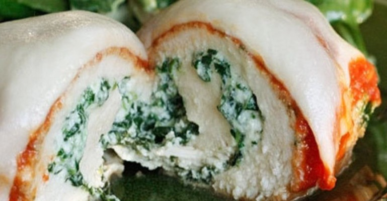 This Rollatini Is Not Only Irresistible But Also Won T Break Your Calorie Bank Recipe Roost