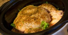 6 easy crockpot meals whole chicken
