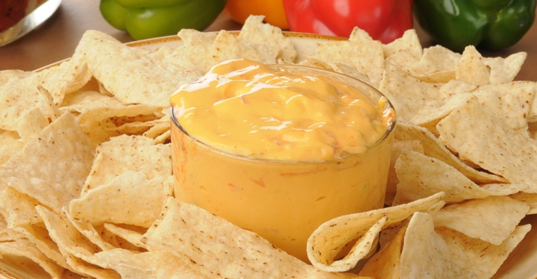 5-ingredient recipes queso