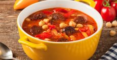 8 easy soup recipes bean sausage soup