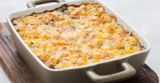 quick dinner ideas pasta casserole