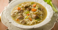 8 easy soup recipes tuscan bean sausage soup