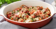 quick dinner ideas taco meatball casserole