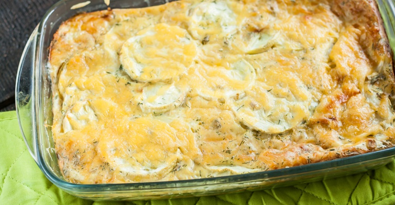quick dinner ideas squash casserole