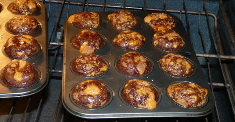 easy dessert recipes butterfinger brownie cups