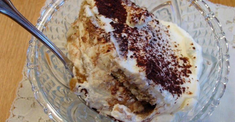 easy dessert recipes tiramisu