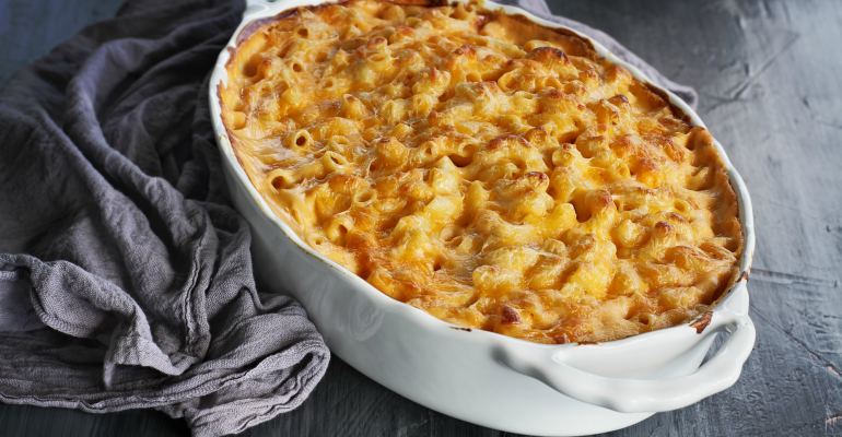 8 supper ideas baked macaroni and cheese