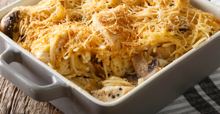 8 supper ideas turkey tetrazzini